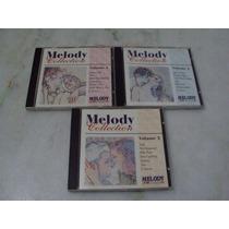 3 Cd Melody Collection Neil Diamond Sade Toto Europe Gazebo