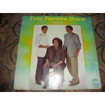 Vinil Trio Parada Dura - Astro Rei