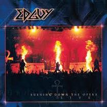 Edguy Burning Down The Opera Live Cd Duplo Novo E Lacrado