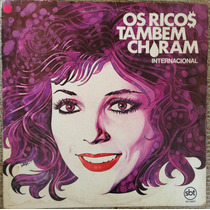Lp Vinil - Os Rico$ Tambem Choram - Internacional