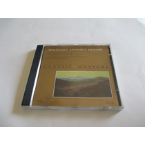 Cd Classic Masters- Wolfgang Amadeus Mozart