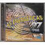 Cd As Energeticas 97 Fm Vol. 2 Building ( Frete Gratis )