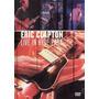Dvd Eric Clapton Live In Hyde Park R$ 24,90+ Frete
