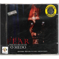 Cd The Fear Original Motion Picture Sound Track