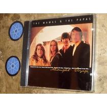 Cd Imp Mamas & The Papas - Midnight Voyage (1994)