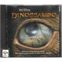 Cd Dinossauro - Trilha Sonora Original Walt Disney Records