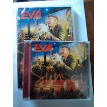 Banda Eva * Eva Sunset * Ao Vivo * Cd + Dvd * Lacrado ***