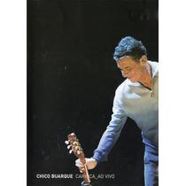 Dvd Chico Buarque - Carioca Ao Vivo