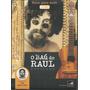 Livro-raul Seixas-o Baú Do Raul Revirado-audio Livro-novo