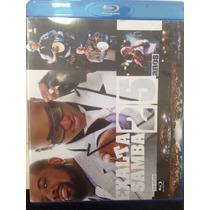 Blu-ray Exalta Samba 25 Anos