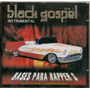 Cd Black Gospel - Vol. 1 Instrumental Bases - Raro Novo***