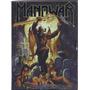 2 Dvd + Cd Set Manowar Hell On Earth Part Iv Novo Lacrado