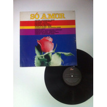 Lp Vinil - So Amor - Grandes Sucessos