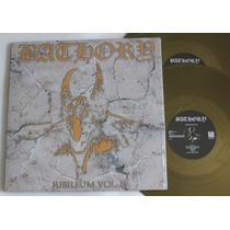 Bathory Jubileum Vol.1 2 Lp Blood Fire Death Hammerheart