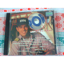 Cd Por Amor -internacional /trilha Novela-1997- Frete Grátis