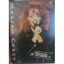 Dvd + Cd Mariah Carey Unplugged Mtv