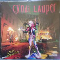 Cd Cyndi Lauper A Night To Rememember