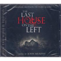 Cd A Última Casa The Last House On The Left John Murphy Lll