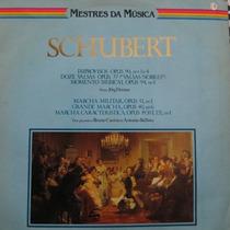 Lp Schubert - Improvisos, Opus 90 - Doze Valsas Vinil Raro