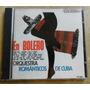 Cd Românticos De Cuba - En Bolero / Frete Gratis