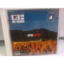 Cd Jotaquest @ Ao Vivo Mtv - (frete Grátis)