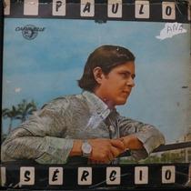 Paulo Sérgio - No Dia Em Que Parti - Gos Compacto Vinil Raro