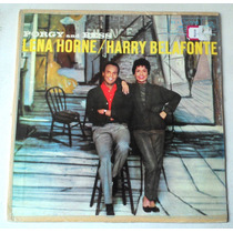 Lp Progy And Bess1959 Lena Horne E Harry Belafonte