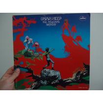 Lp - Uriah Heep - The Magician´s Birthday-importado-gatefold