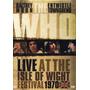 Who-live At The Isle Of Wight 1970 Dvd-novo-lacrado-import.