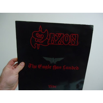 Lp - Saxon - The Eagles Has Landed - Importado