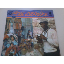 Disco De Vinil Nat King Cole Em Espanhol .r$ 45,00
