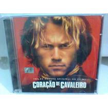Cd Coração De Cavaleiro / Trilha Sonora (frete Gratis)