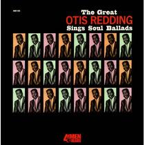 The Great Otis Redding Sings Soul Ballads Lp Vinil 180