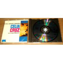 Cd Celia Cruz E Sonora Matancera - La Tierna Importado