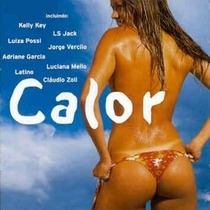 Cd Calor - Som Livre - Casaca, Caliente, B 5, Latino, C3
