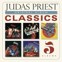 Cd Box Judas Priest Original Album Classics [import] Lacrado