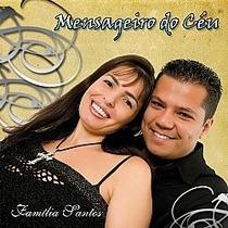 Cd Mensageiro Do Ceu - Familia Santos - Gospel, Evangelico