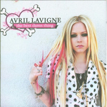 Cd - Avril Lavigne - The Best Daman Thing - Sony