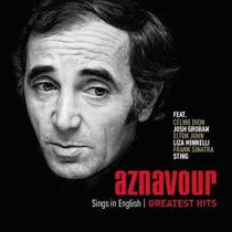 Cd Charles Aznavour Sings In English Greatest Hits Lacrado