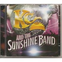 K C And The Sunshine Band - Cd Novo - Lacrado - Único No M L