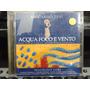 Cd - Acqua Foco E Vento - Riccardo Tesi