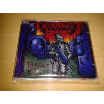 Voivod - Target Earth - Ñ É Venom Slayer Sodom Kreator