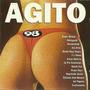 Cd Agito 98 Molejo Katinguelê Araketu Art Pop / Frete Gratis