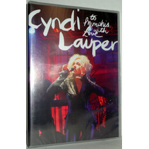 Dvd Cyndi Lauper - To Memphis, With Love