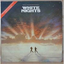 O Sol Da Meia Noite White Nights Lp Trilha Do Filme 1986