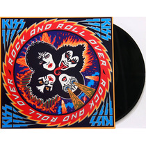 Lp Vinil Kiss Rock And Roll Over Remasterizado 2014 Importad