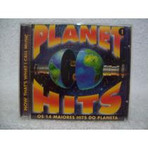 Cd Planet Hits- Volume 1- U2, Dj Bobo, Marillion, Bon Jovi