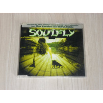 Cd Soulfly - Bleed (single Inglês) Max Sepultura