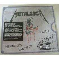 Metallica-live Shit: Binge & Purge (w/dvd) Live, Box
