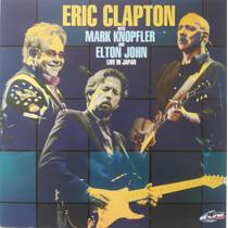 Cd Eric Clapton Mark Knopfler Elton John Live In Japan